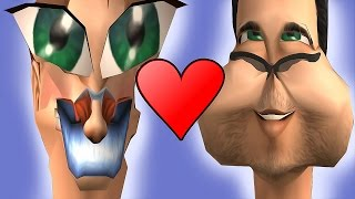 Звезды Youtube, CUTEST COUPLE ON YOUTUBE! - The Sims