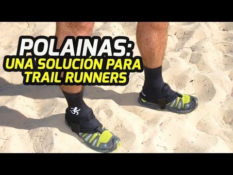 Polainas: una solución para Trail Runners