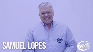 Samuel Lopes conta sua experiência na Paiquerê FM