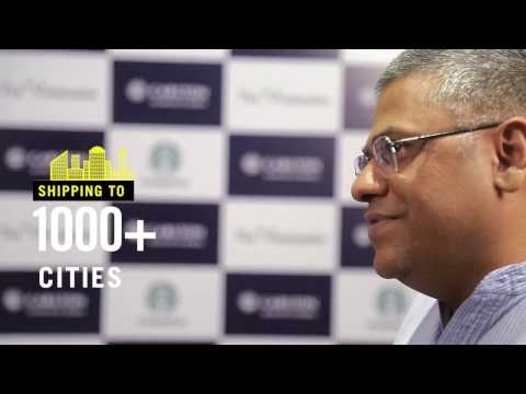 A fireside chat with Ambareesh Murthy, cofounder Pepperfry
