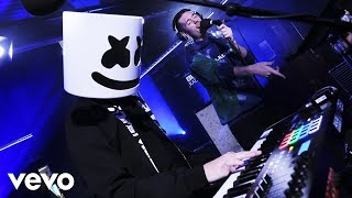 Marshmello Featuring Bastille   Eastside (Benny Blanco Cover) In The Live Lounge
