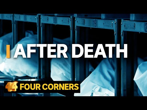 , title : 'After Death: Behind the scenes of Australia's funeral industry | Four Corners