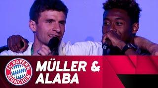 Müller & Alaba feat. Seiler und Speer  I  Ham kummst