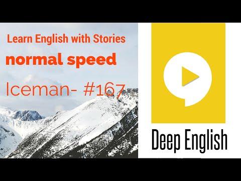 Deep English Learning - Iceman (Normal speed)
