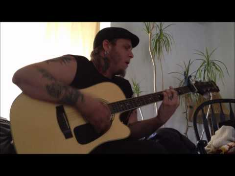 "Jimmy Sinn ""Already Owned"" - Live Acoustic on 7-30-2013"