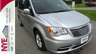 preview picture of video '2012 Chrysler Town & Country Oneida NY Utica, NY #GQ3033A - SOLD'