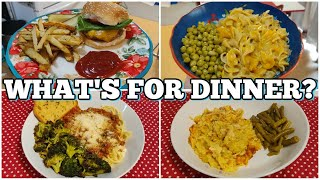What's For Dinner? | Real Life Family Meal Ideas