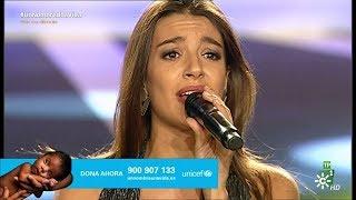 Ana Guerra ~ Ni La Hora  Gala Unicef, Canal Sur      2018   4k