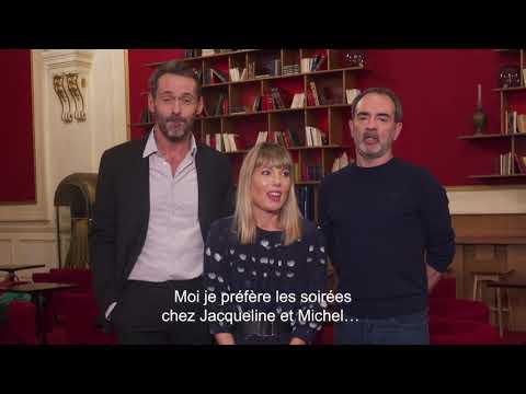 La nouvelle pièce de David Foenkinos au théâtre de Paris