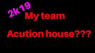 NBA 2k19 MyTeam Auction House! *How to Unlock*