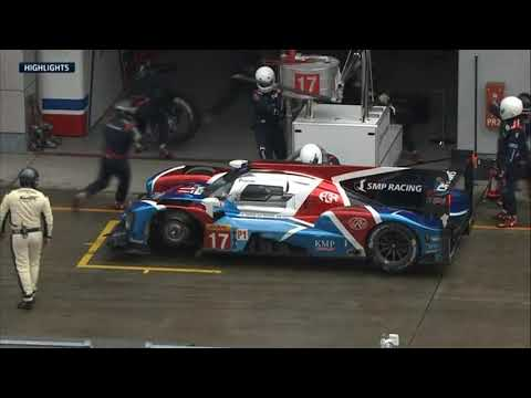 #WEC - 2018 6h of Fuji - Race Highlights