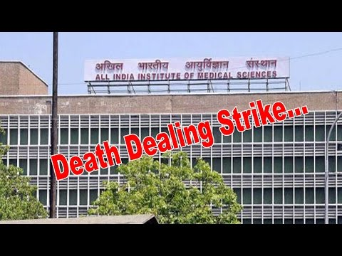 AIIMS Nursing Staff Strike