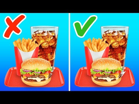 14 Fast Food Hacks No One Told You Before
