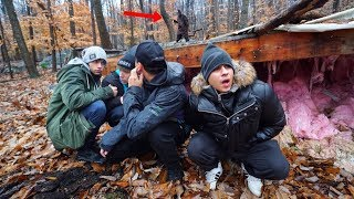 HIDE AND SEEK IN SPOOKY FOREST!