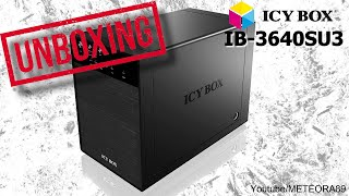 Icy Box IB-3640SU3 | UNBOXING [FRANCAIS]