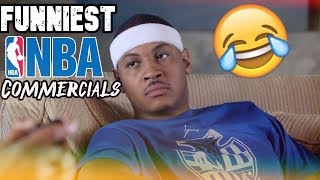 Funniest NBA Commercials Of All Time ᴴᴰ