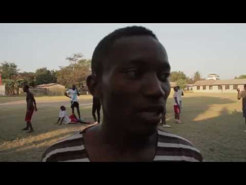 AFCON- Tanzania vs Nigeria