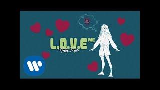 Musik-Video-Miniaturansicht zu L.O.V.E. Me Songtext von Hayley Kiyoko