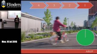 2016 Australian Walking and Cycling Conference Keynote Amy Child, ARUP