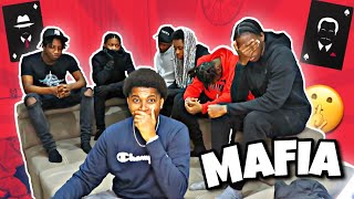 THE MOST FUNNIEST & INTENSE MAFIA GAME EVER, FT THE MANDEM!🤫👋🏽