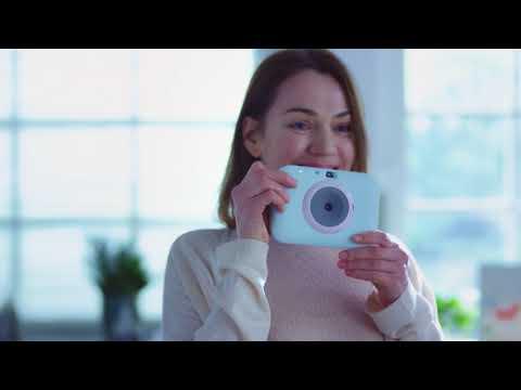 LG Pocket Photo Snap Instant Camera (PC389S & PC389P)