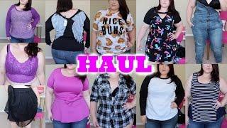JULY HAUL | City Chic, Ugg, Torrid, Asos, Aldo + More | Plus Size Fashion