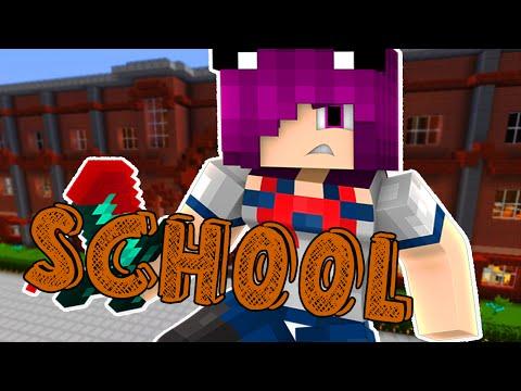 Minecraft Walkthrough - School - SWIMMING WITH ITSFUNNEH! #31