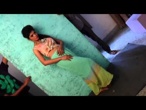 Sanchita Shetty - The Making Of Sanchita Shetty Photoshoot