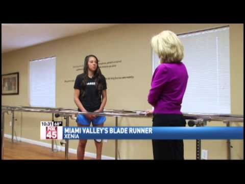 Grace Norman featured on Fox45/ABC22