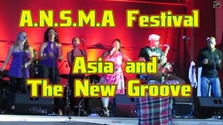 A.N.S.M.A Festival. 30of36 Asia and New Groove