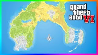 Grand Theft Auto 6 - NEW LEAKS! Multiple BIG Cities, Release Date, PS5 Exclusive & MORE! (GTA 6)