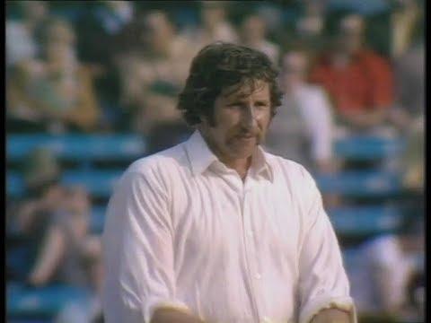 England v Australia ODI 1977 Highlights!