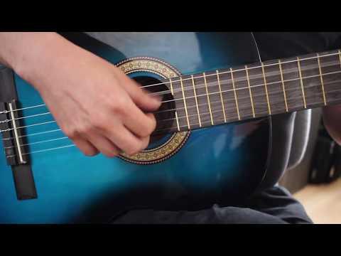 Guitarra acústica clásica color azul Ofertazo !!! Precio insuperable