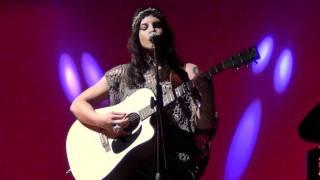 """Terra Naomi - """"Everybody Knows"""" - Teatro di Copparo - 2012.01.30"""