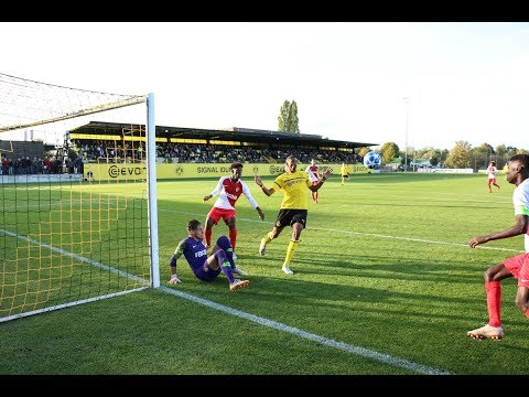 YOUTH LEAGUE : Borussia Dortmund 0-2 AS Monaco [HIGHLIGHTS]