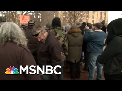 Kentucky School Closed For Security Reasons After D.C. March Video Surfaced | Craig Melvin | MSNBC