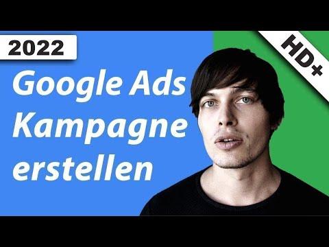 Perfekte Google Ads Kampagne erstellen