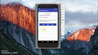 Android Send Email Using JavaMail API