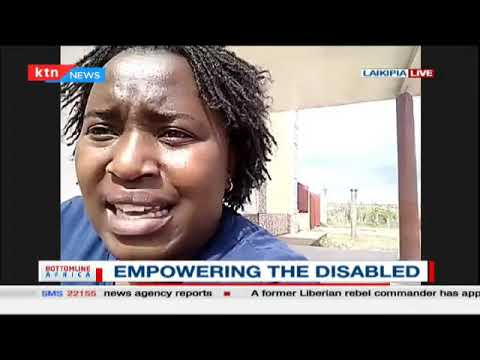 Discussion with Wanja Maina on empowering the disabled | Bottomline Africa