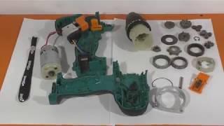 Шуруповерт аккумуляторный  Sturm CD3218LB от компании Polmart - видео
