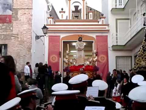 Salida del Cautivo 2013- Semana Santa en Cuevas de San Marcos