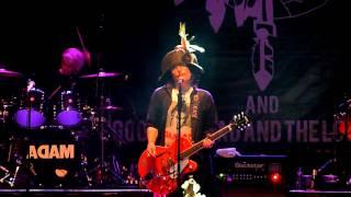 Adam Ant Live - Press Darlings - O2 Academy, Newcastle - 29.05.11
