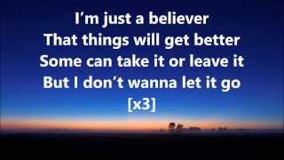 Believer - American Authors LYRICS