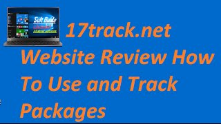 17track.net Website Review How To Use and Track Packages - Отслеживание ваших посылок