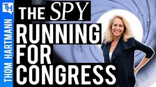 Valerie Plame: The Secret Agent Running For Congress