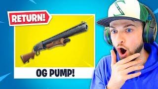 OG Pump RETURNS!