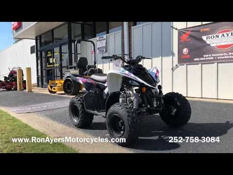 2020 Yamaha Raptor 90 in Greenville, North Carolina - Video 1