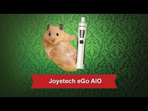 Joyetech eGo AIO - стартовый набор - видео 1