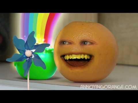 Otravný Pomeranč Irům štěstí přeje - Fénix ProDabing