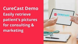 CureCast video